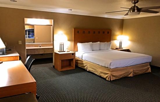 Lake Point Lodge - 1 King Mini-Suite - Whole Room