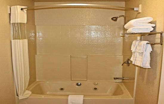 Lake Point Lodge - All Mini-Suite Bathtub